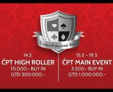 ČPT – legendární pokerový svátek v březnu v Casinu Černigov! Aneb poker o milion!